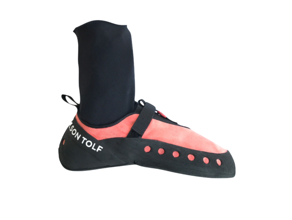 QUBIT INVERNAL TULSON TOLF CLIMBING SHOES PIES DE GATO RUNNING WINTER COLD CONDITIONS ALPINISM ALPINRUNNING