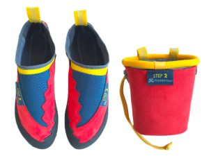 STEP 2 TULSON TOLF CLIMBING SHOES MEJORES PIES DE GATO BEST ROCK CLIMBING RUNNING